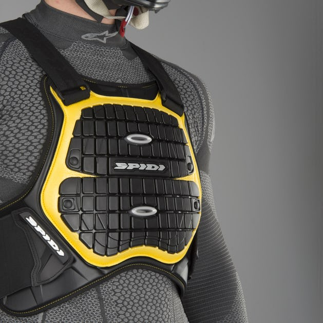 Spidi Defender Back and Chest Protector