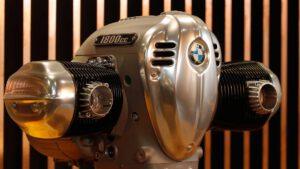 BMW R18 boxer motor bloğu