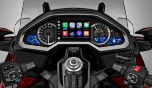 Honda Gold Wing Android Auto
