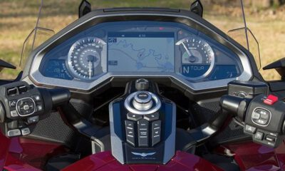 Honda Gold Wing Android Auto ii