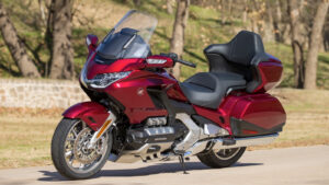 Honda Gold Wing Android Auto iii