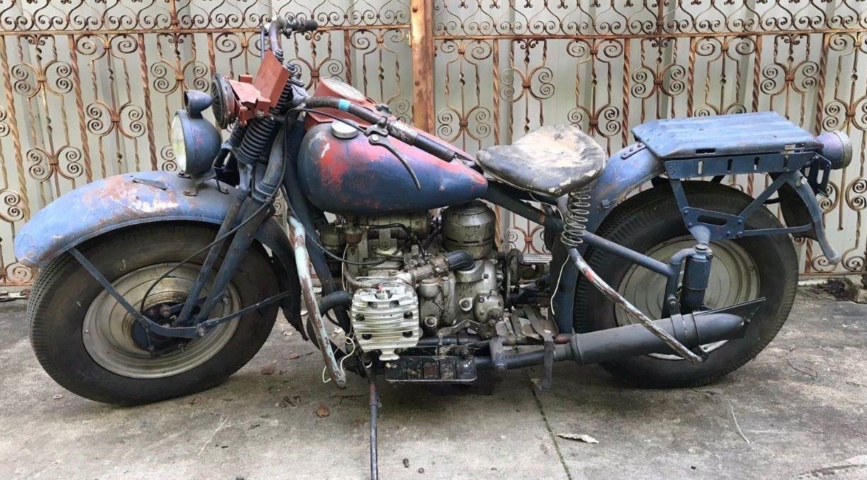 Harley-Davidson-XA1