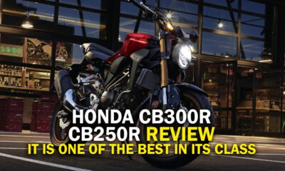 Honda CB250R / CB300R Review