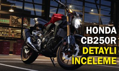 Honda CB 250R detaylı inceleme