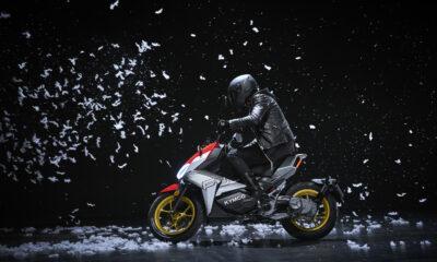 KYMCO F9 elektrikli motosiklet