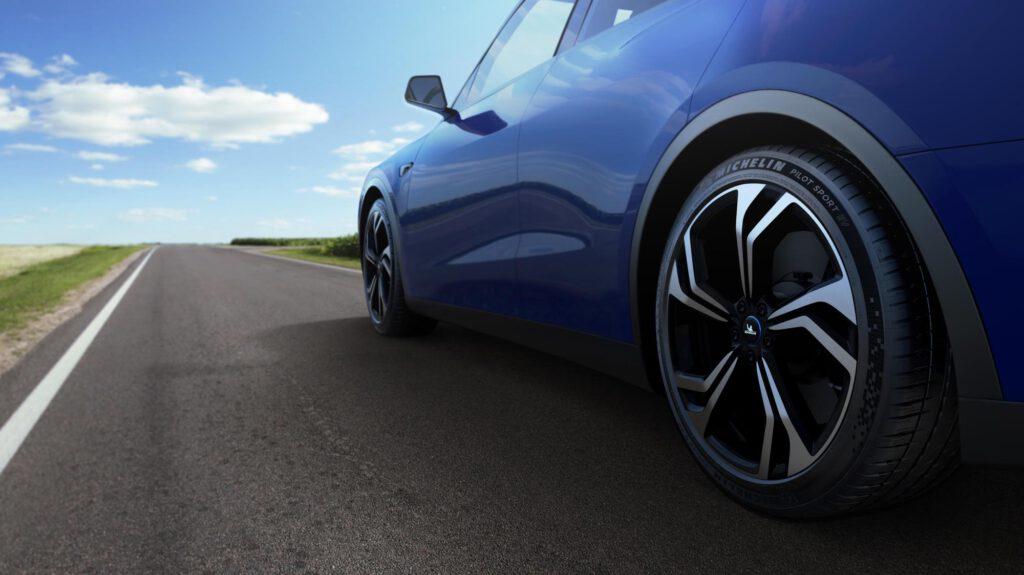Michelin Pilot Sport EV (2)