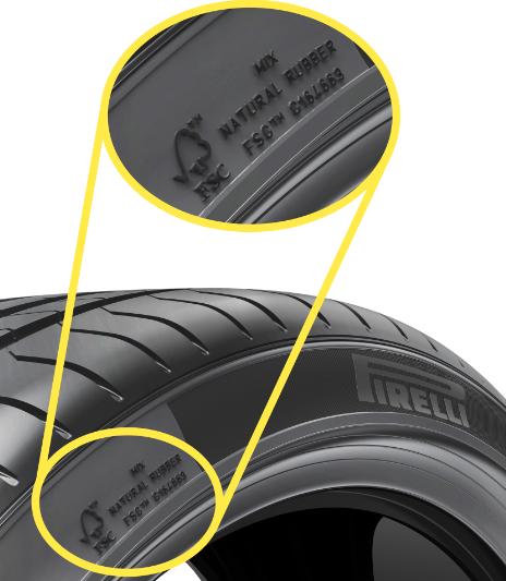 Pirelli FSC Sertifikali Lastik-2