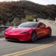 Tesla Roadster SpaceX-1