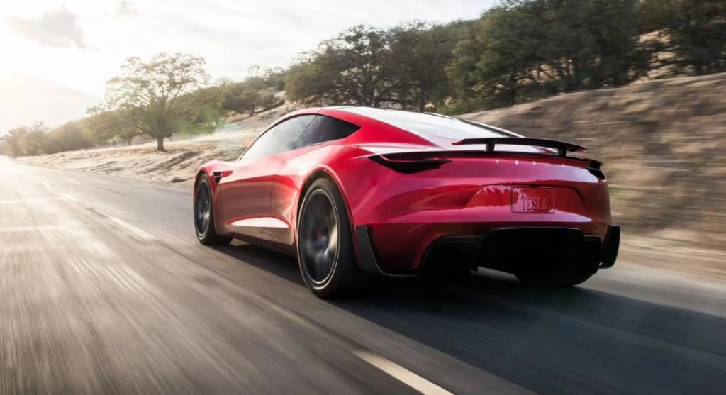 Tesla Roadster SpaceX-2