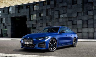 BMW i4 Ön Görünüm