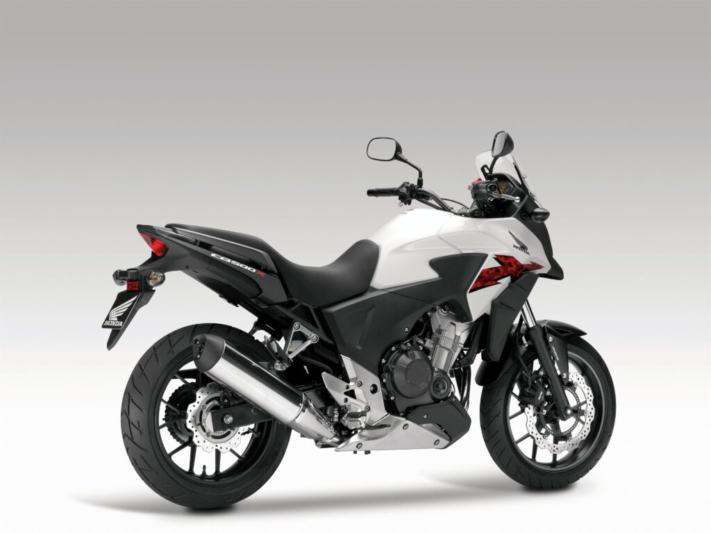 Honda CB500X Arka