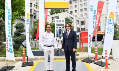 Shell ve Enerjisa Yetkilileri Yan Yana